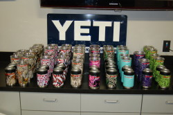 Customized Yetis